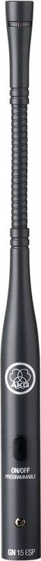 Конференц-системы AKG GN15ESP Gooseneck XLR, 15 см микрофоны akg drumset premium