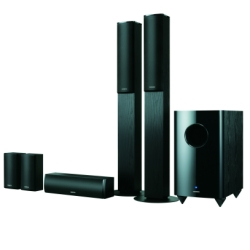Комплекты акустики Onkyo SKS-HT728 Black