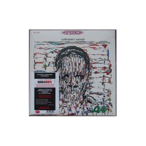 Виниловые пластинки John Coltrane COLTRANE'S SOUND (180 Gram) виниловые пластинки john cale fear 180 gram