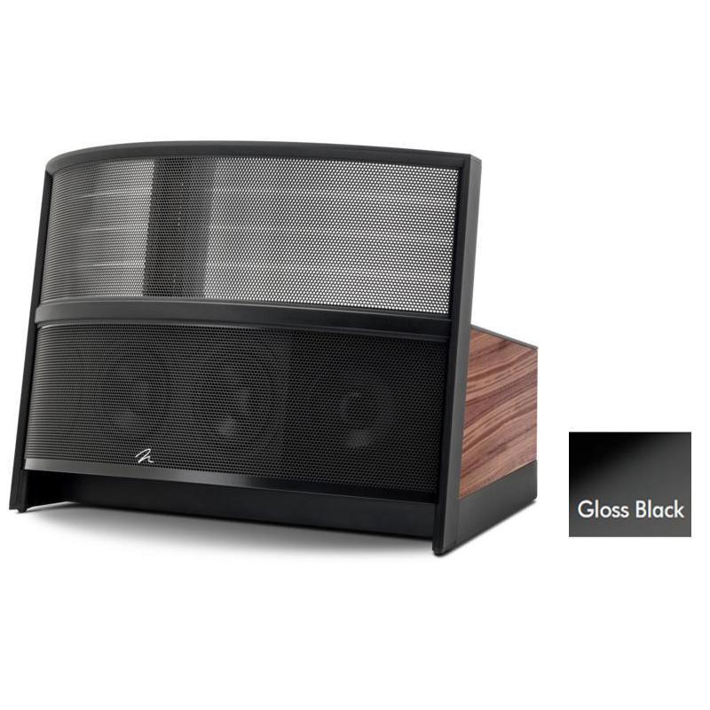 Акустика центрального канала Martin Logan Illusion ESL C34A Gloss Black акустика центрального канала sonus faber principia center black