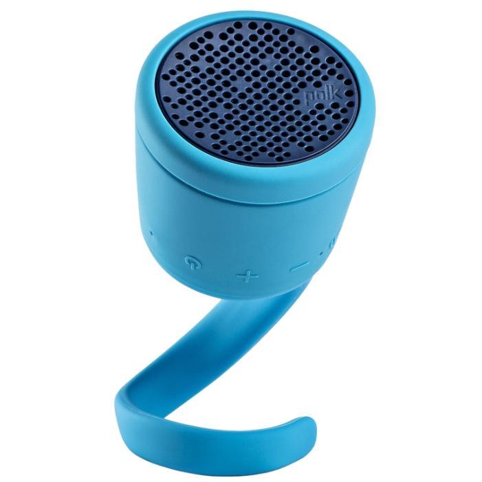 Портативная акустика Polk Audio Swimmer Duo Blue планшетные компьютеры