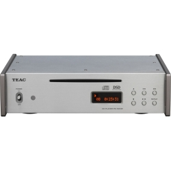 CD проигрыватели Teac PD-501HR silver cd проигрыватель teac pd 301 silver