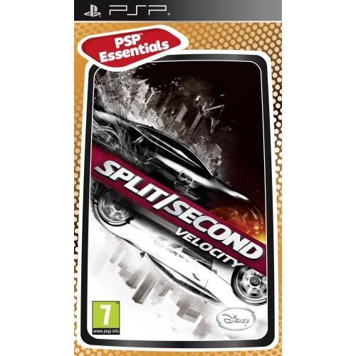 Игры для игровых приставок Sony Игра для PSP Split/Second Velocity Essentials (русская версия) настенная плитка tubadzin madeira s madeira 3 25x36
