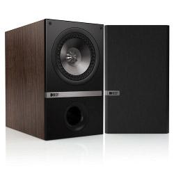 Полочная акустика KEF Q100 Walnut vinyl (пара)
