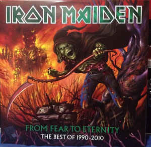 Виниловые пластинки Iron Maiden FROM FEAR TO ETERNITY: THE BEST OF 1990-2010 (Picture disc/180 Gram)