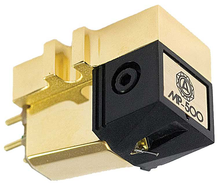 Головки звукоснимателя Nagaoka MP-500 головки звукоснимателя nagaoka mp 150h