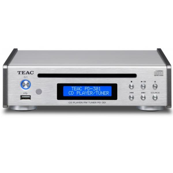 CD проигрыватели Teac PD-301 silver teac pd 501hr black