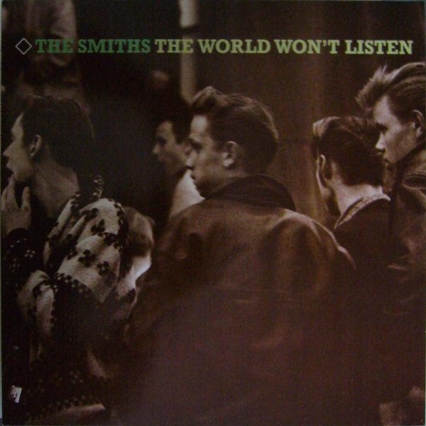 Виниловые пластинки The Smiths THE WORLD WONT LISTEN