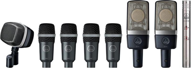 Микрофоны AKG Drumset Premium