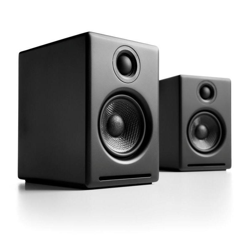 Полочная акустика Audioengine A2+ Satin Black