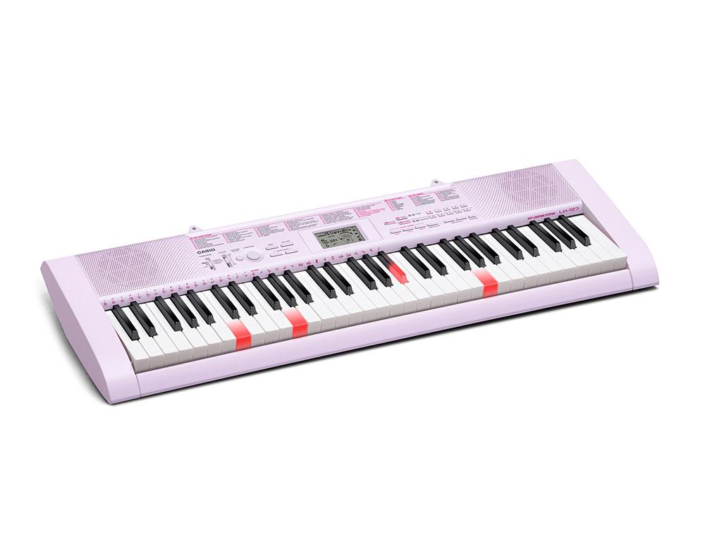 Синтезаторы и Пианино Casio LK-127 casio lk 280