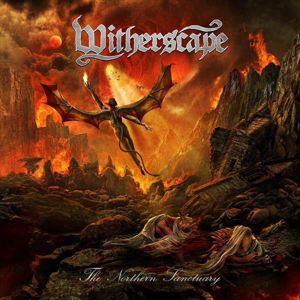 Виниловые пластинки Witherscape THE NORTHERN SANCTUARY (LP+CD/Gatefold + Poster)