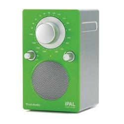 Радиоприемники Tivoli Audio iPAL High Gloss Green/Silver (PALIPALGG)