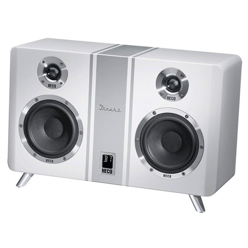Активная акустика мультирум Heco Direkt BT 800 White