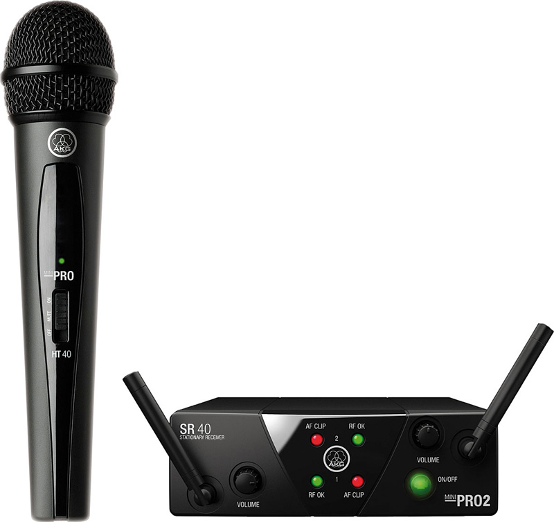 WMS40 Mini Vocal Set BD ISM2 (864.375)