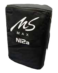 Кейсы и чехлы для акустики MS-MAX Bag N12 - чехол для N12a (/D/mp3) и V12a ms max v12a