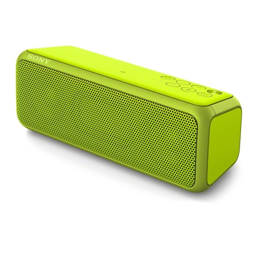 Портативная акустика Sony