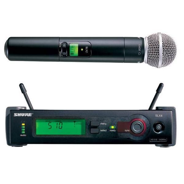 Радиосистемы Shure