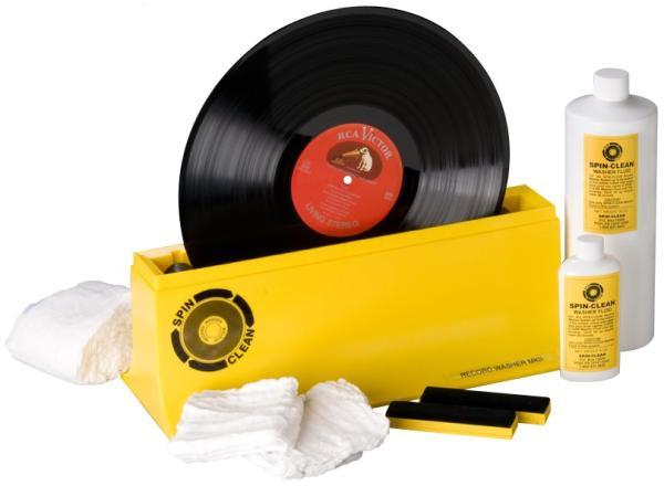Средства по уходу и хранению Pro-Ject SPIN-CLEAN RECORD WASHER MKII PACKAGE