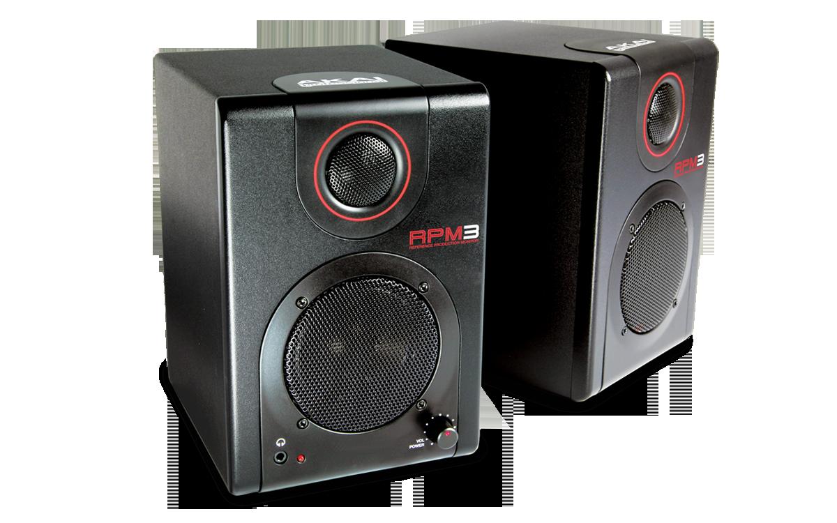 Akai PRO RPM3 мониторы