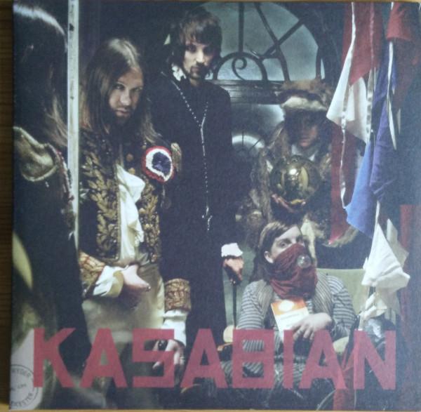 Виниловые пластинки Kasabian WEST RYDER PAUPER LUNATIC ASYLUM (10 Vinyl/Gatefold)