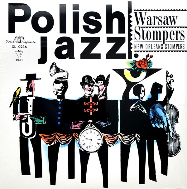 Виниловые пластинки New Orleans Stompers WARSAW STOMPERS (Polish Jazz/Remastered/180 Gram) woody allen and his new orleans jazz band cap roig