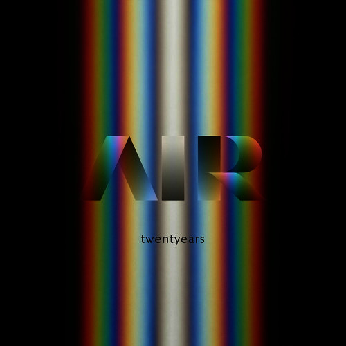Виниловые пластинки Air TWENTYEARS (180 Gram/Gatefold) twentyears lp cd