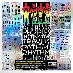 Виниловые пластинки A Tribe Called Quest PEOPLE'S INSTINCTIVE TRAVELS AND THE PATHS OF RHYTHM (25TH ANNIVERSARY EDITION) (180 Gram) muhammad usman mahmood ahmad and asadullah madni pharmacokinetics and bioavailability of silymarin