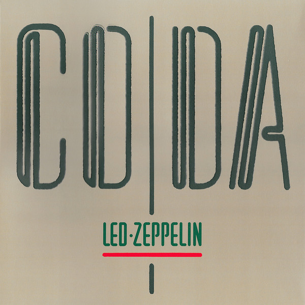 Виниловые пластинки Led Zeppelin CODA (Remastered/180 Gram/Gatefold sleeve) виниловая пластинка led zeppelin led zeppelin iii remastered 180 gram
