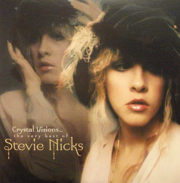 Виниловые пластинки Stevie Nicks CRYSTAL VISIONS… THE VERY BEST OF STEVIE NICKS (Clear vinyl/180 Gram) stevie nicks