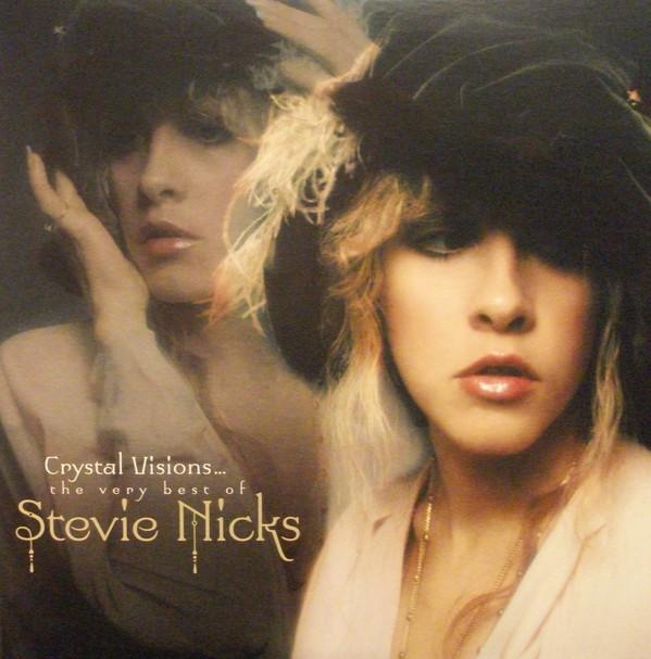 Виниловые пластинки Stevie Nicks CRYSTAL VISIONS… THE VERY BEST OF STEVIE NICKS (Clear vinyl/180 Gram) stevie nicks