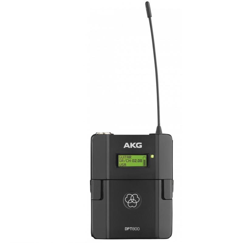 Приёмник и передатчик для радиосистемы AKG, арт: 158547 - Приёмник и передатчик для радиосистемы