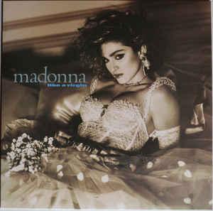 Виниловые пластинки Madonna LIKE A VIRGIN