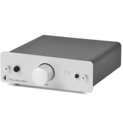 Phono Box II USB V (MM/MC) silver PULT.ru 7200.000
