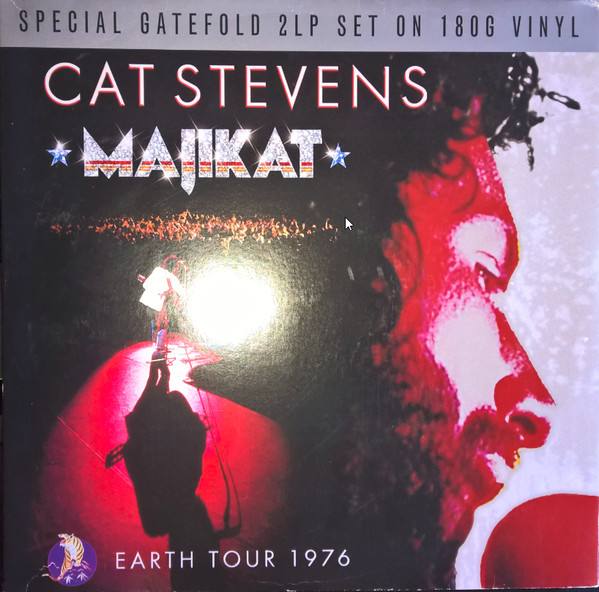 Виниловые пластинки Cat Stevens MAJIKAT (180 Gram/Remastered/W570) children of the world remastered cd