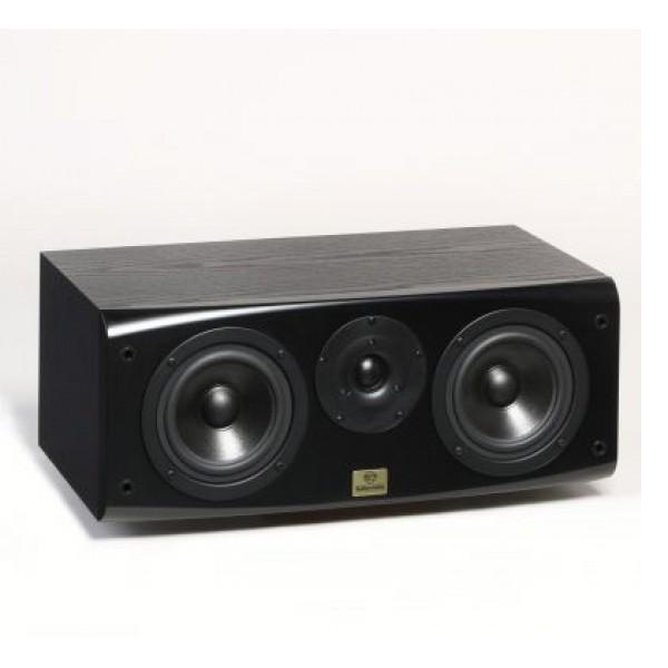Акустика центрального канала Radiotehnika X-Line CS-4.1 black акустика центрального канала paradigm studio cc 490 v 5 piano black