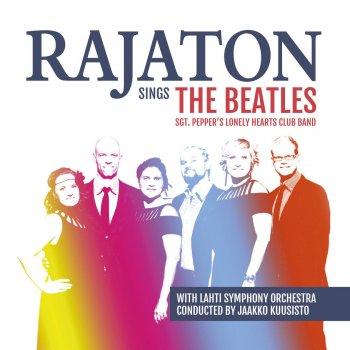 Виниловые пластинки Rajaton & Lahti Symphony Orchestra RAJATON SINGS THE BEATLES (140 Gram) the beatles sgt pepper s lonely hearts club band lp