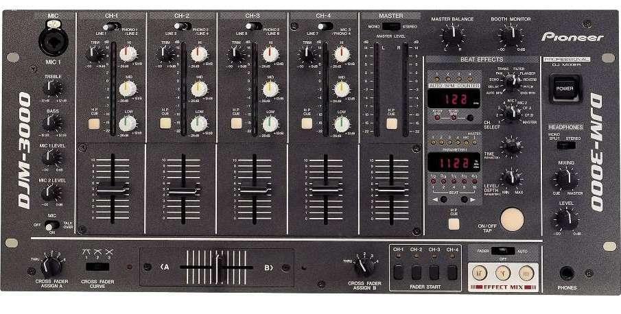 DJ-микшеры Pioneer, арт: 126762 - DJ-микшеры