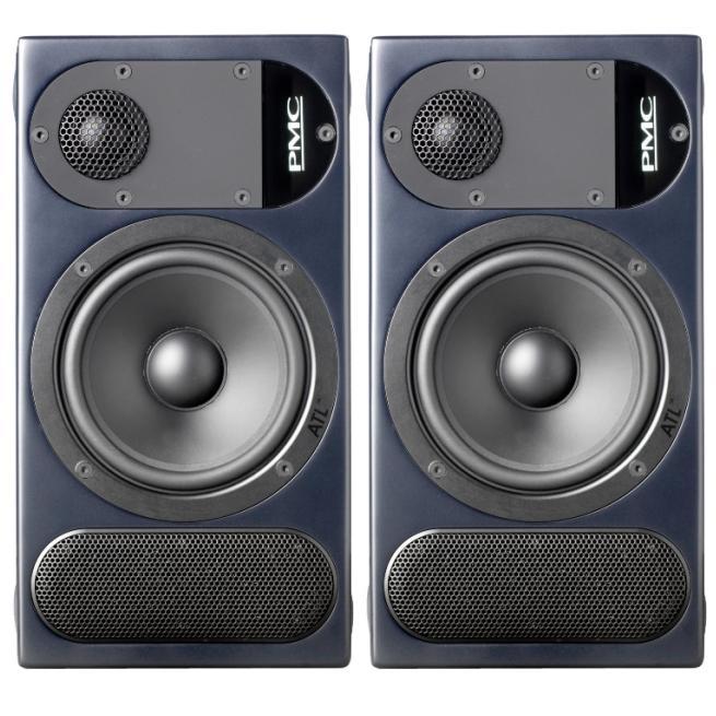 Полочная акустика PMC twotwo 5 black blue