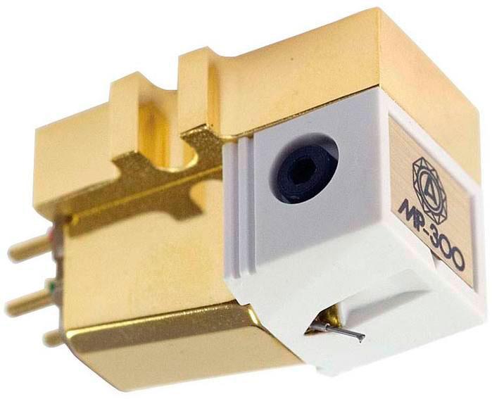 Головки звукоснимателя Nagaoka MP-300