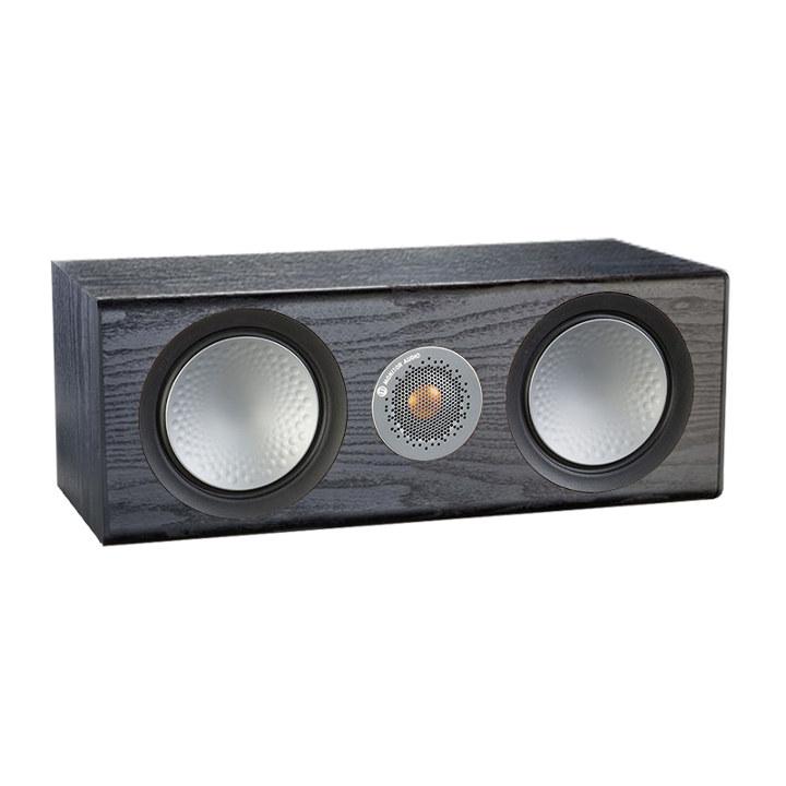 Акустика центрального канала Monitor Audio Silver 6G C150 black oak акустика центрального канала audio physic classic center oak