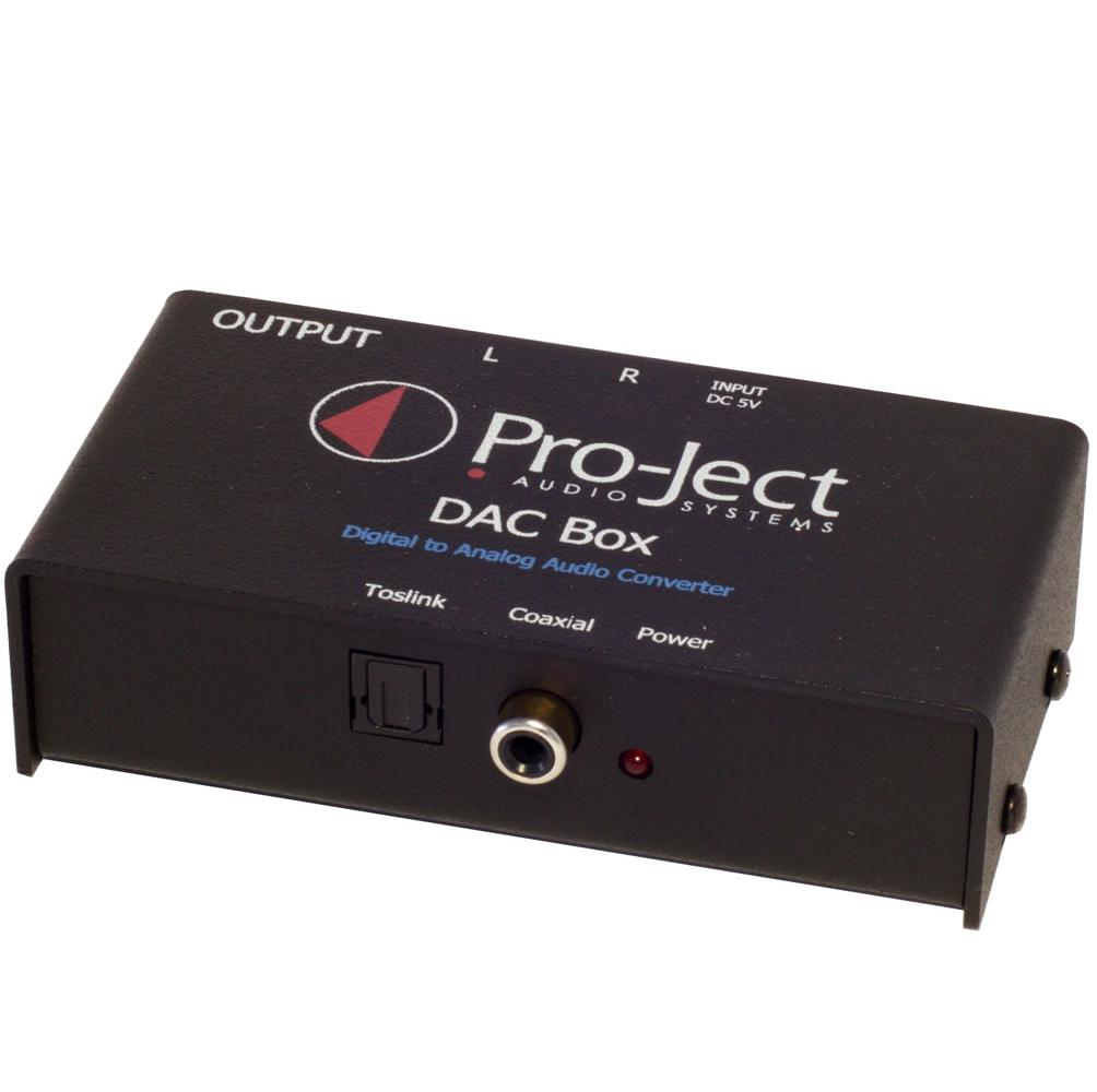ЦАП (audio dac) Pro-Ject DAC BOX TV