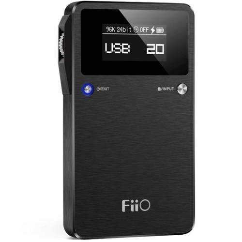 Усилители для наушников FiiO