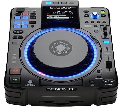 DJ-проигрыватели Denon