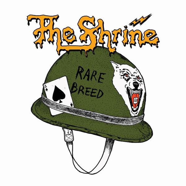Виниловые пластинки The Shrine RARE BREED (LP+CD) auto parts oxygen sensor for fit a6 quattro q7 s8 vw touareg golf jetta front 022906262p 022 906 262 p sg1208 17125 2002 2013