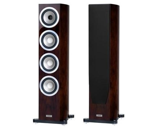 Tannoy Precision 6.4 high gloss walnut