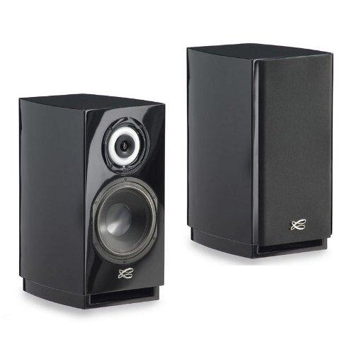 Полочная акустика Cabasse Bora (Glossy black) cabasse java mc40 glossy black