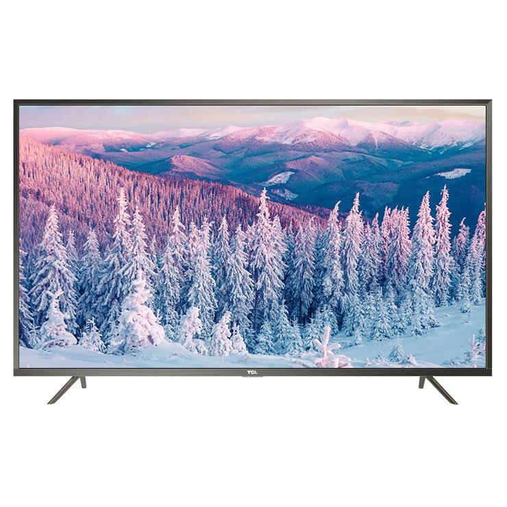 Телевизор TCL L43P2US Steel