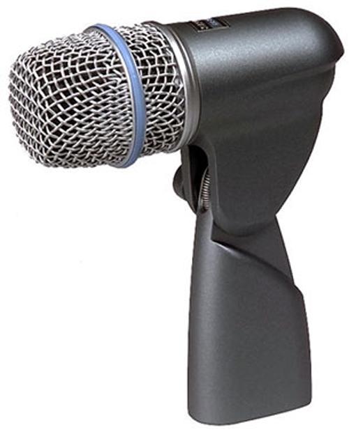Микрофоны Shure BETA 56A