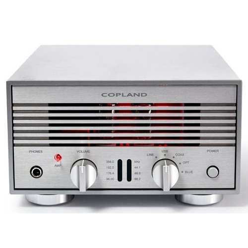 ��� (audio dac) Copland DA 215 silver